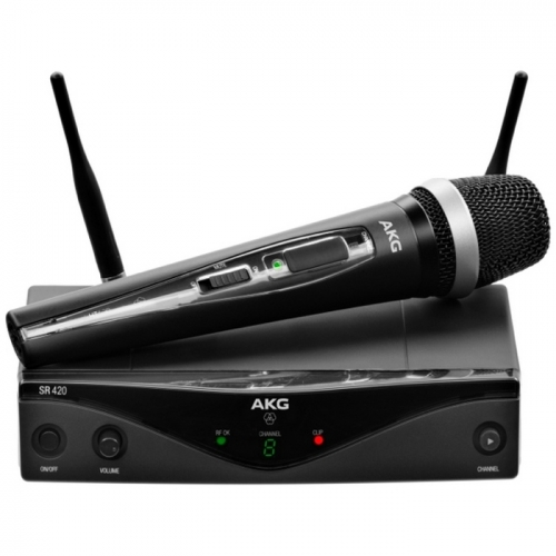 AKG WMS420 VOCAL SET Band U2. Цена 9597