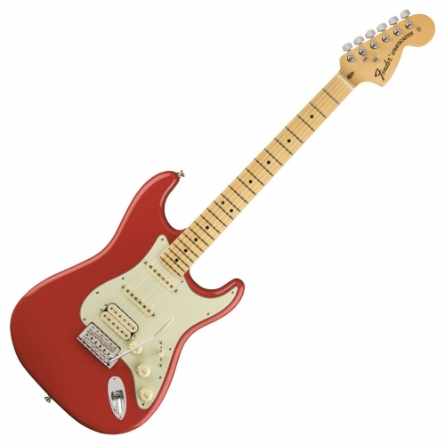 FENDER AMERICAN SPECIAL STRATOCASTER HSS MN FRD