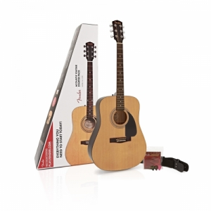 FENDER FA-115 DREADNOUGHT PACK NATURAL