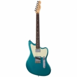 FENDER LIMITED EDITION OFFSET TELECASTER RW HUM OCEAN TURQUOISE. Цена 45472
