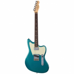 FENDER LIMITED EDITION OFFSET TELECASTER RW HUM OCEAN TURQUOISE