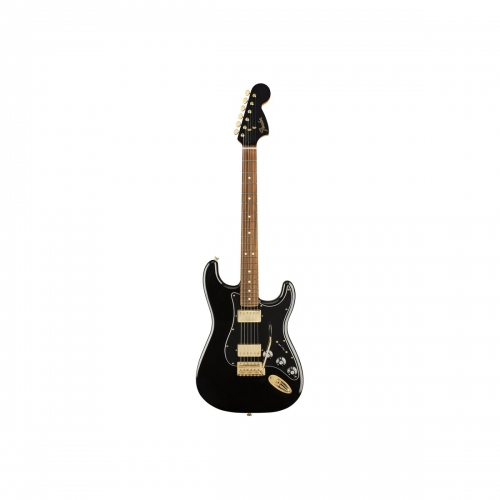 FENDER LTD BLACKTOP STRAT PF BLACK