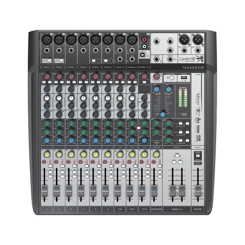 SOUNDCRAFT Signature 12MTK. Цена 15444
