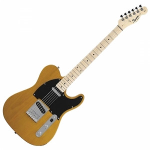 SQUIER by FENDER AFFINITY TELE BUTTERSCOTCH BLONDE