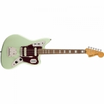SQUIER by FENDER CLASSIC VIBE '70s JAGUAR LR SURF GREEN. Цена 10000