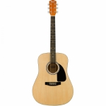 SQUIER by FENDER SA-150 DREADNOUGHT NAT. Цена 2614